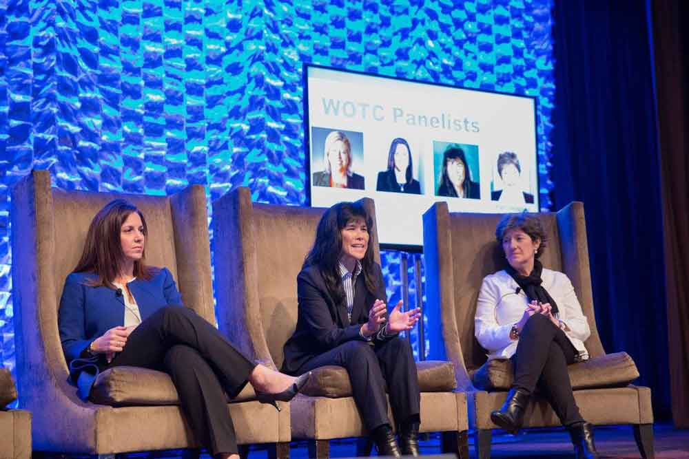 Women of the Channel Leadership Summit panelists