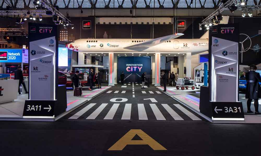 Innovation City at Mobile World Congress