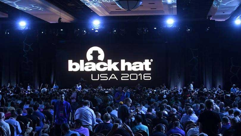 Black Hat conference USA 2016