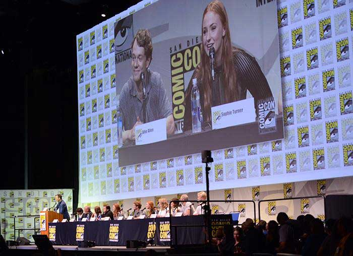 Game of Thrones cast San Diego Comic Con 2015