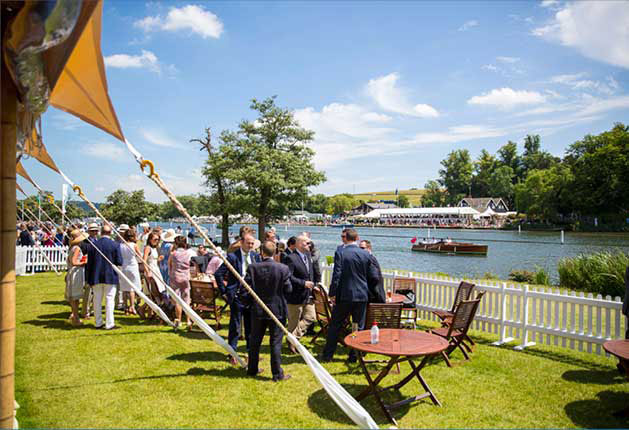Corporate Hospitality at Henley Royal Regatta