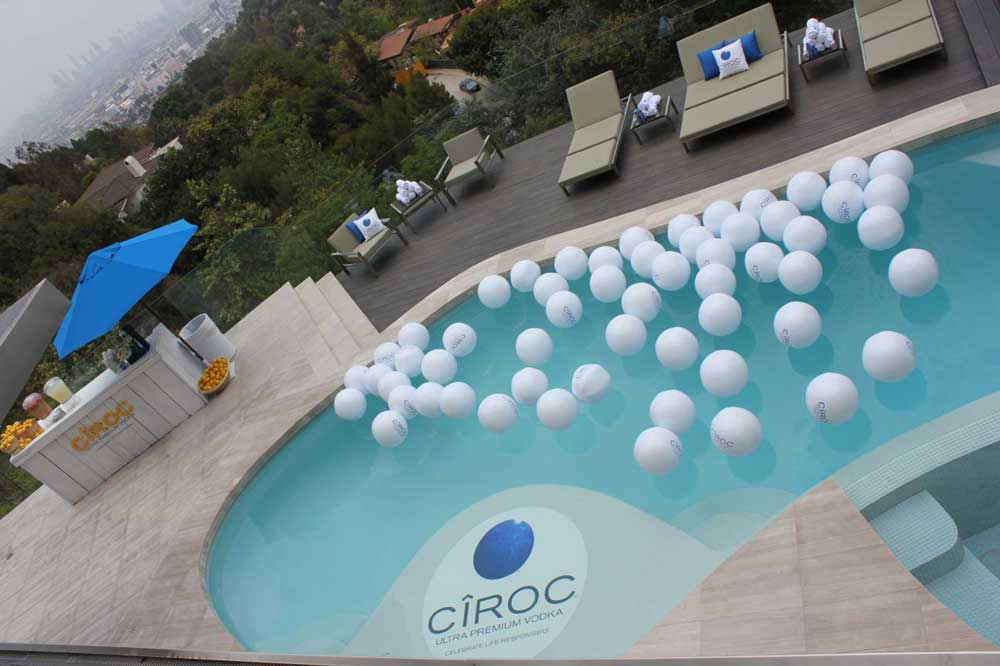 Ciroc Summer pool party