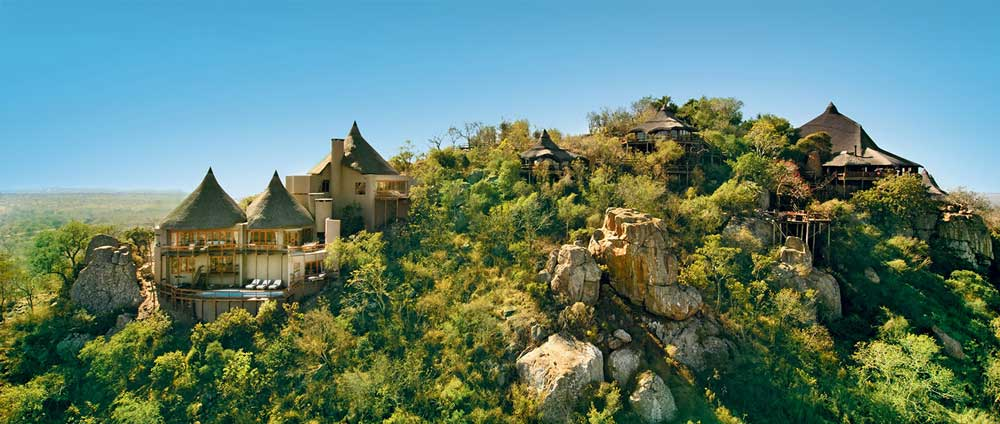 Usalaba safari lodge, South Africa