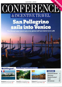 Conference & Incentive Travel magazine